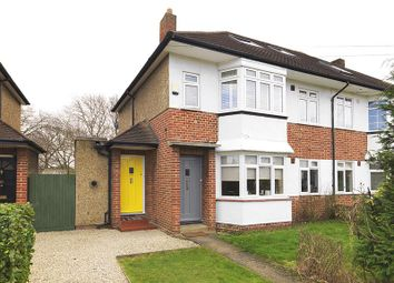 Thumbnail 3 bed flat for sale in Speer Road, Thames Ditton
