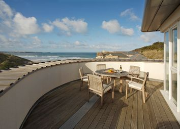 Thumbnail 1 bed flat for sale in Waves, Watergate Bay