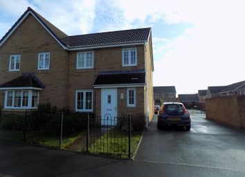 Thumbnail 3 bed semi-detached house for sale in Abbottsmoor, Port Talbot, Neath Port Talbot.