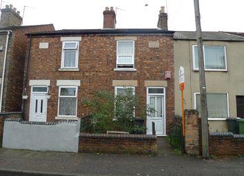 Thumbnail 2 bedroom terraced house for sale in Highbury Street, Peterborough, Cambridgeshire.