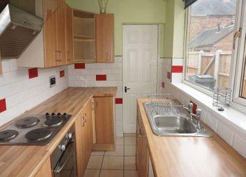 Thumbnail 2 bed terraced house for sale in Birks Street, Stoke-On-Trent