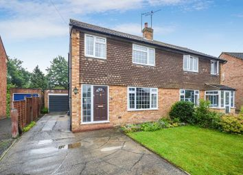 Thumbnail 3 bed semi-detached house for sale in The Cedars, Wendover, Aylesbury