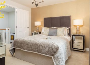 """Thumbnail 3 bed semi-detached house for sale in """"Oakfield"""" at Hill Pound, Swanmore, Southampton"""
