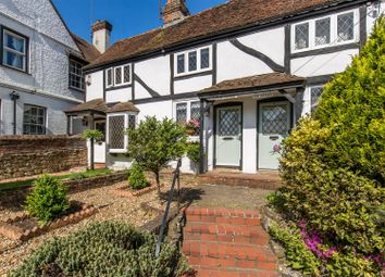 Thumbnail 2 bed cottage for sale in Moreton Almshouses, London Road, Westerham