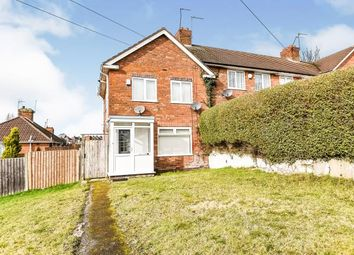 Thumbnail 2 bed end terrace house for sale in Bevis Grove, Kingstanding, Birmingham, West Midlands