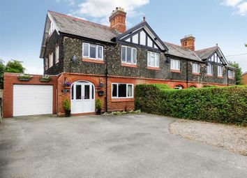 Thumbnail 3 bed semi-detached house for sale in Grange Lane, Winsford, Cheshire