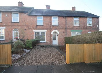 Thumbnail 3 bed terraced house for sale in Winton Avenue, Leicester
