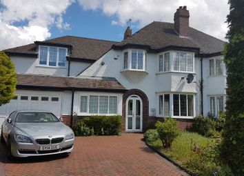Thumbnail 5 bed semi-detached house to rent in Wentworth Road, Harborne, Birmingham