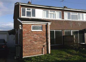 Thumbnail 3 bedroom semi-detached house to rent in Penmoor Place, Berrow, Somerset