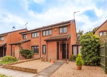 3 bed semi-detached house for sale in Merryman Drive, Crowthorne, Berkshire RG45