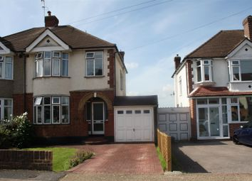 Thumbnail 3 bed semi-detached house for sale in Mavis Close, Stoneleigh, Epsom