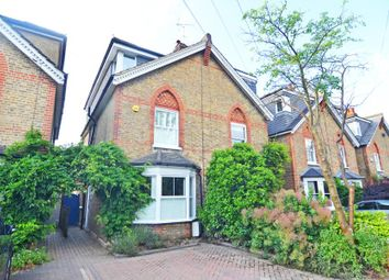 Thumbnail 4 bed semi-detached house for sale in Munster Road, Teddington