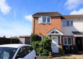 Thumbnail 1 bed end terrace house for sale in Courtenay Mews, Woking
