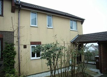 Thumbnail 2 bed terraced house to rent in Barn Close, Ivybridge, Devon.