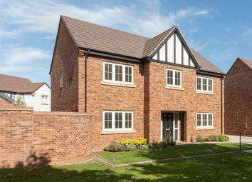 "Thumbnail 5 bedroom detached house for sale in ""Charlesworth"" at Burton Road, Streethay, Lichfield"