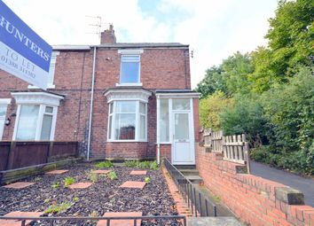 Thumbnail 2 bed end terrace house to rent in Greenfields Road, Bishop Auckland