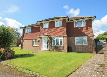 Thumbnail 4 bed detached house for sale in Ridleys, West Hoathly, East Grinstead