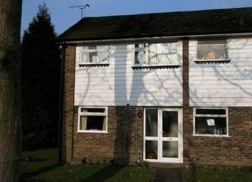 Thumbnail 2 bed property to rent in Chestnut Gardens, Horsham