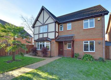 Thumbnail 5 bed detached house for sale in Crosier Close, London