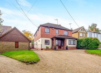 Thumbnail 5 bed detached house for sale in Munns Lane, Hartlip, Sittingbourne