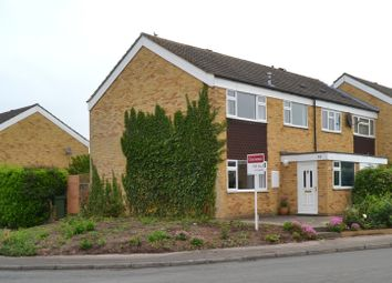 Thumbnail 3 bed semi-detached house for sale in Bennett Close, Cobham