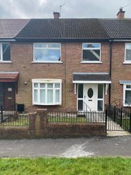 Thumbnail 1 bed terraced house to rent in 4 Ringford Park, Belfast