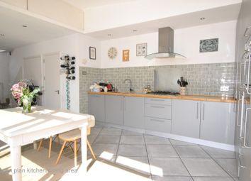 Thumbnail 2 bed mews house to rent in Allfarthing Lane, London