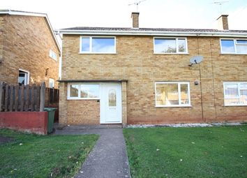 Thumbnail 3 bed end terrace house to rent in Cleeve Drive, Warndon, Worcester