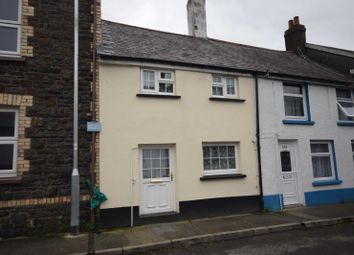 Thumbnail 3 bed terraced house for sale in Well Street, Torrington, Devon