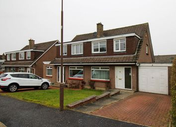 Thumbnail 3 bedroom semi-detached house to rent in Petershill Gardens, Bathgate