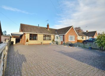 Thumbnail 3 bed semi-detached bungalow for sale in Edwin Road, Didcot