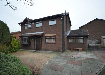 Thumbnail 3 bed detached house for sale in Leech Brook Avenue, Audenshaw, Manchester, Greater Manchester