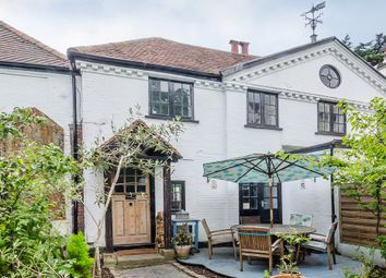 Thumbnail 3 bed terraced house for sale in Station Road, Thames Ditton