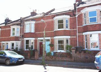 Thumbnail 3 bed terraced house to rent in Church Terrace, Exeter