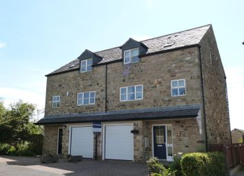 Thumbnail 4 bed semi-detached house for sale in Tulyar Court, Gilstead, Bingley