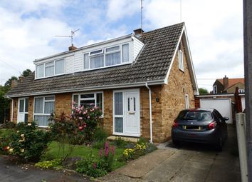 Thumbnail 2 bed semi-detached house to rent in Brent Avenue, Snettisham, King's Lynn