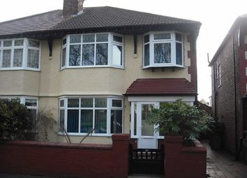 Thumbnail 3 bed semi-detached house to rent in St George's Park, Wallasey, Wirral