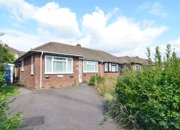 Thumbnail 2 bed semi-detached bungalow for sale in Chapel Avenue, Brownhills, Walsall