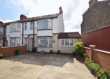 Thumbnail 3 bedroom semi-detached house for sale in St. Ethelbert Avenue, Luton