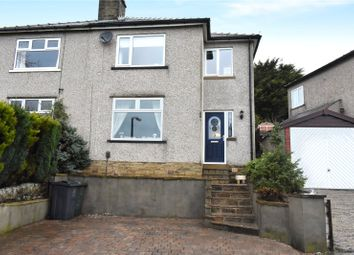 3 bed semi-detached house for sale in Exley Crescent, Keighley, West Yorkshire BD21