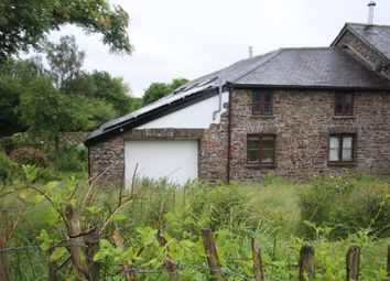 Thumbnail 4 bedroom barn conversion for sale in Chawleigh, Chulmleigh