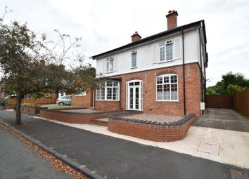 Thumbnail 4 bed detached house for sale in Victoria Avenue, Droitwich, Worcestershire