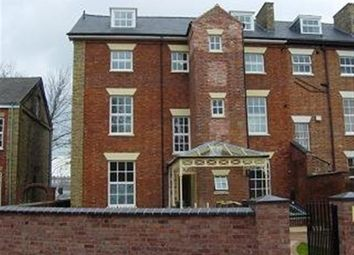 Thumbnail 1 bed flat to rent in Warwick Street, Rugby, Warwickshire