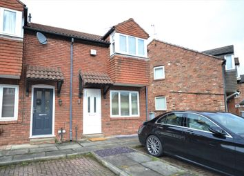 Thumbnail 2 bed mews house to rent in Kensington Court, Wilmslow