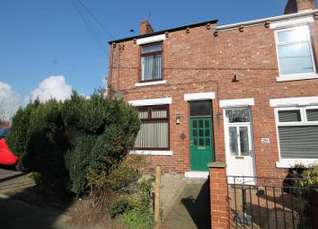 Thumbnail 2 bed end terrace house for sale in Russ Street, Helmington Row, Crook