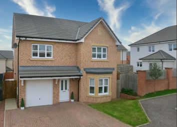 Thumbnail 4 bed detached house for sale in Rosehall Crescent, Uddingston, Glasgow