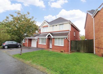 Thumbnail 3 bed detached house for sale in Mercers Meadow, Keresley End, Coventry