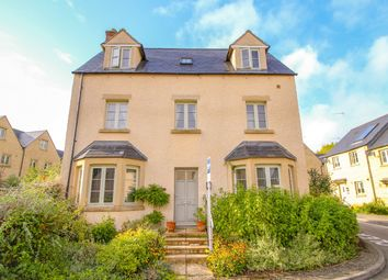 Thumbnail 4 bed detached house for sale in Ormand Close, Cirencester