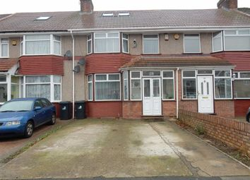Thumbnail 4 bed terraced house for sale in Hurley Road, Greenford