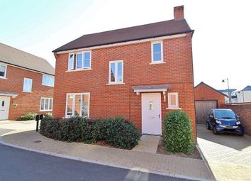 Thumbnail 3 bed detached house for sale in Rosemary Lane, Waterlooville